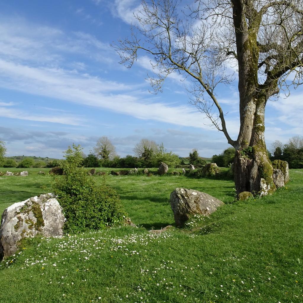Grange stonecircle