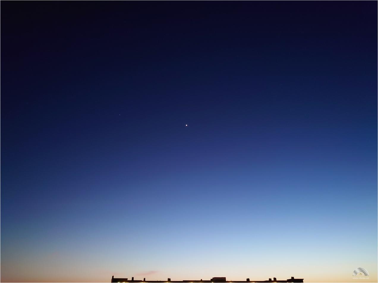 Venus 4 april