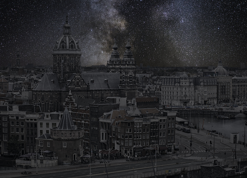 Thierry Cohen - Amsterdam
