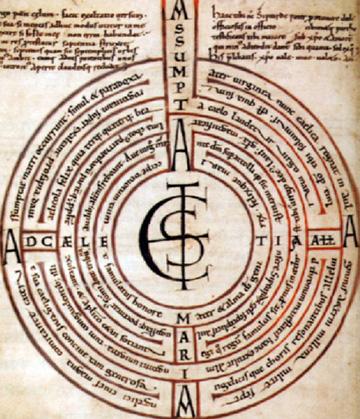 Abingdon labyrint