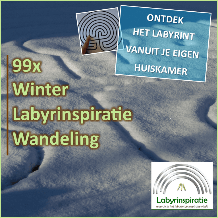 99x Winter Labyrinspiratie